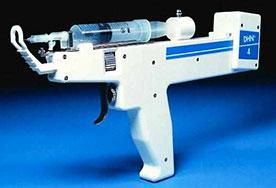 Mésothérapie au pistolet